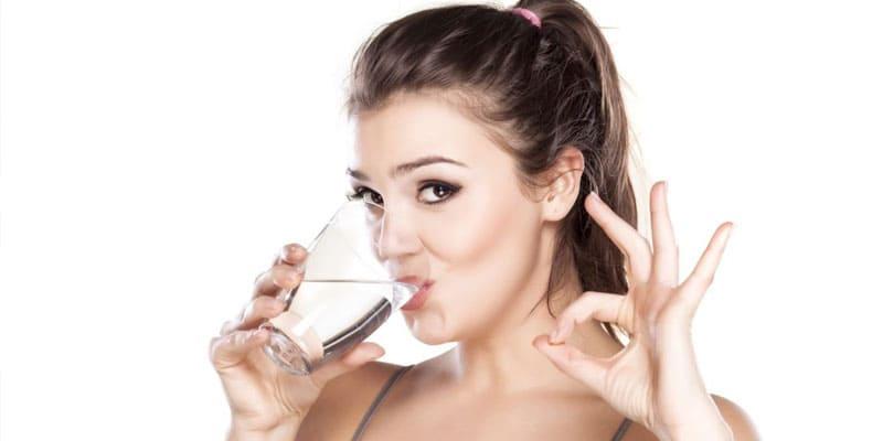 вкусная вода