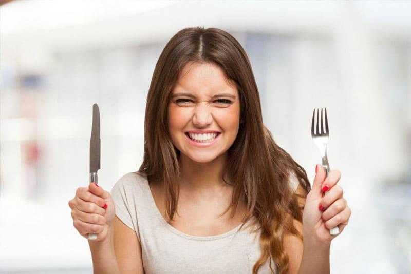 продукты вызывающие голод