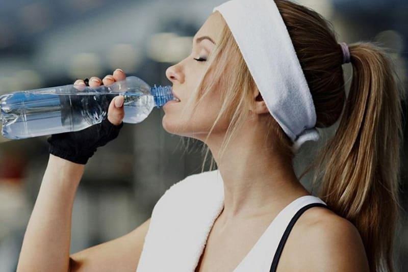 о пользе 2х литров воды