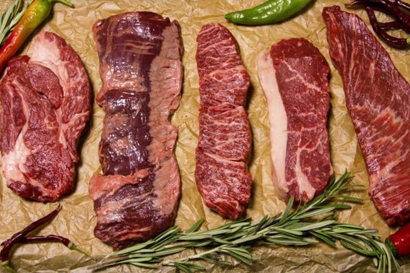 Растительное и культивированное мясо