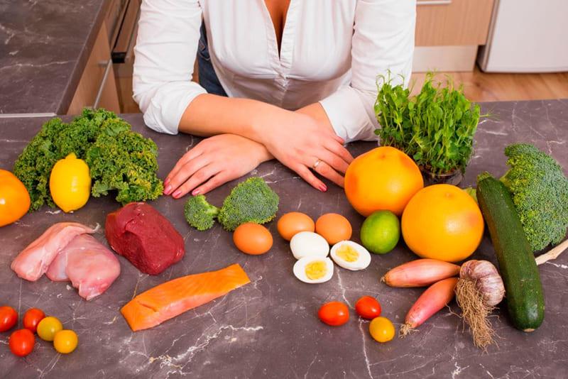 низкоуглеводное питание